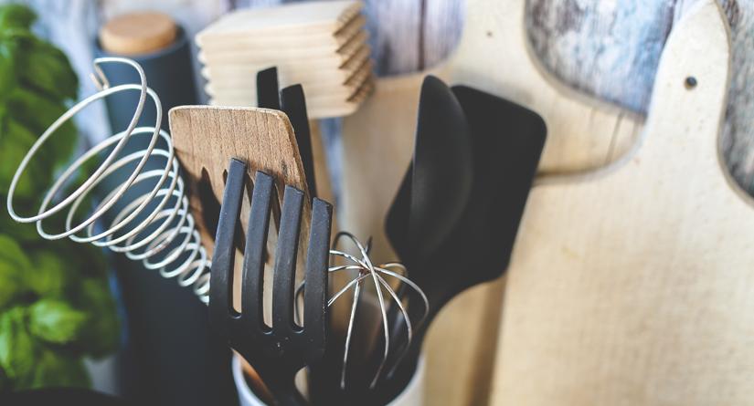 Organisation de la maison: les armoires de cuisine
